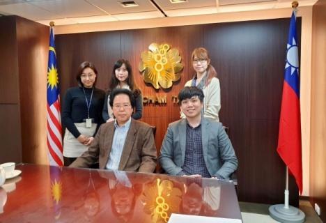 拿督劉康捷: 新創產業平台團隊來訪 盼共創就業新契機