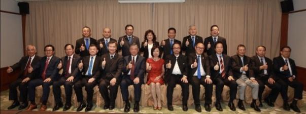 劉康捷:應邀出席馬台經貿協會舉辦之駐馬台北經濟文化辦事處新任代表洪慧珠閣下歡迎餐會