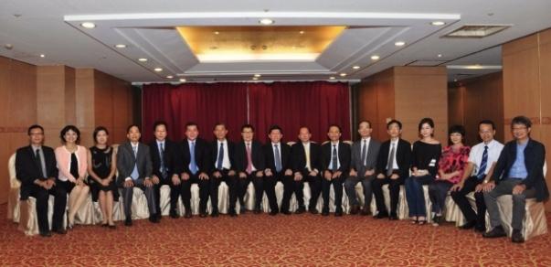 劉康捷:受邀出席「巴生興華中學台灣校友會成立大會」