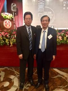 劉康捷:中華賓士集團榮獲商總2018年度全國「優良外商獎」