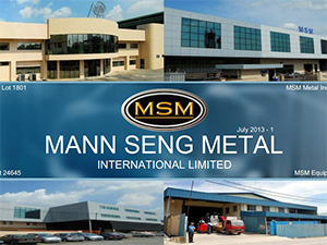 Mann Seng Metal International Limited